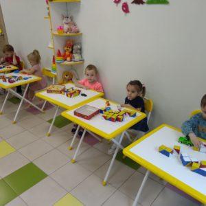 занятия для детей 3 лет