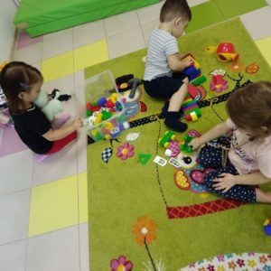 занятия для детей 3 лет детвора