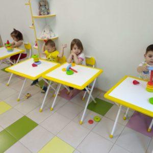занятия для детей 3 лет в детворе