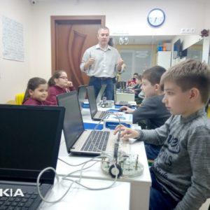 робототехника для детей занятия