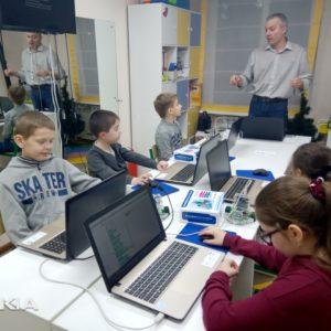 занятия робототехника для детей
