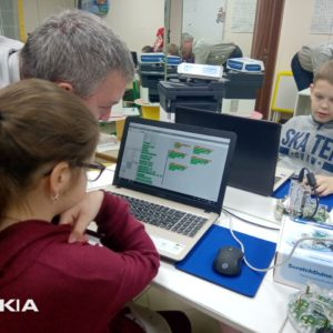 робототехника занятия для детей