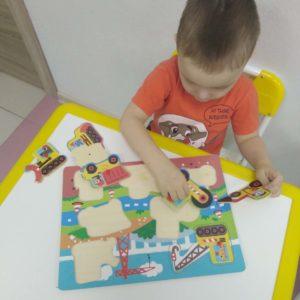 развивающие занятия для детей от 2 лет