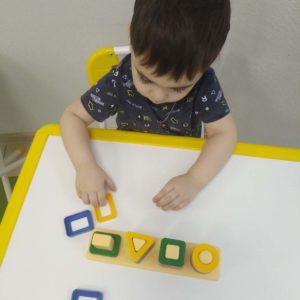занятия для детей 2,3 лет