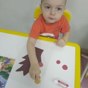 занятия для детей от 2 лет в воронеже