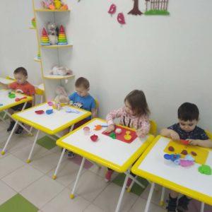 занятия дети 2,3-х лет