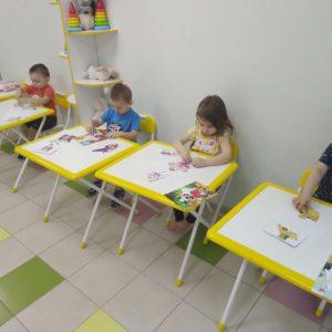 занятия дети 2,3-х лет детвора